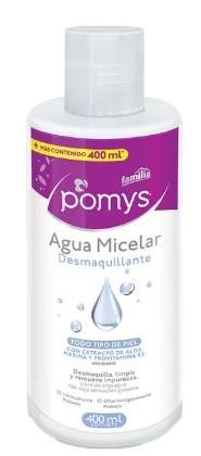 Agua Micelar Pomys x 400ml