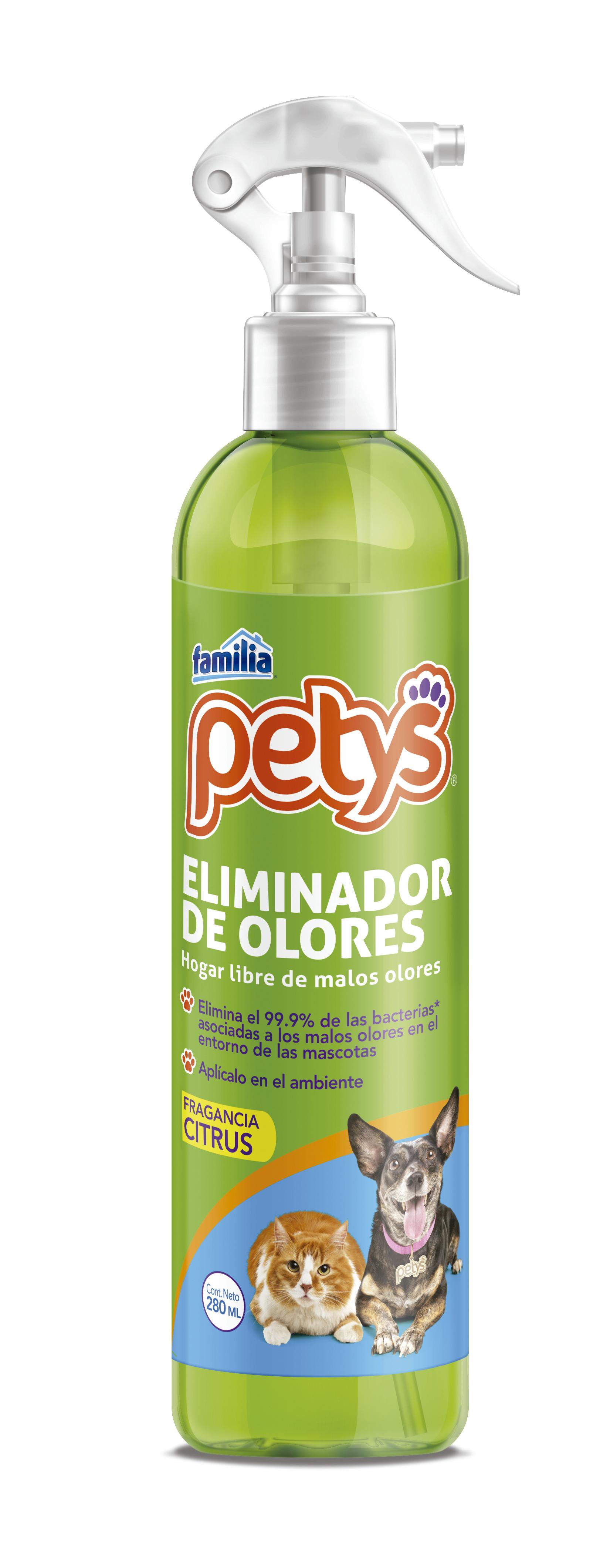 Eliminador de Olores Petys X280ml
