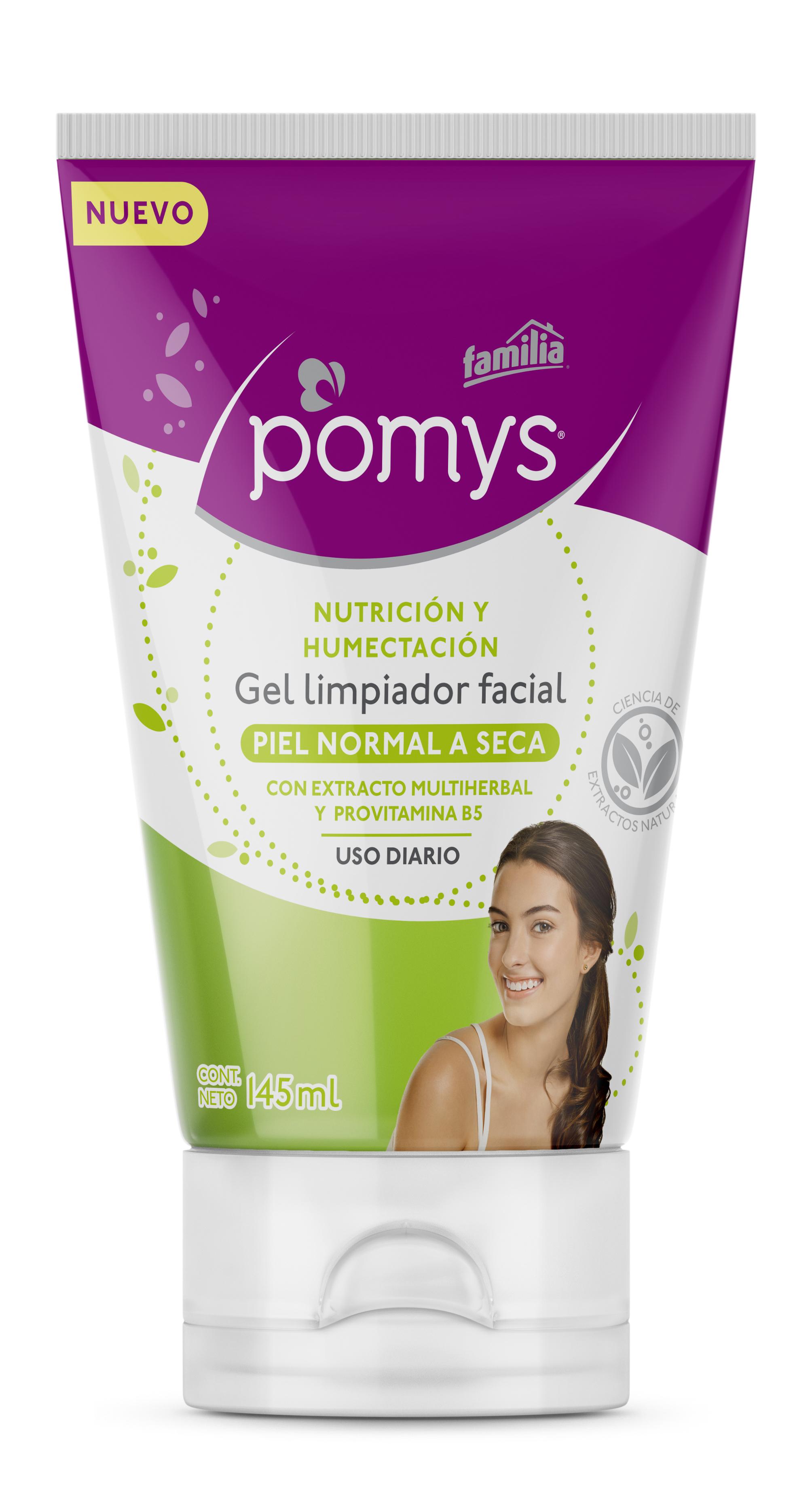 gel Facial Pomys Piel Normal a Seca 145ml
