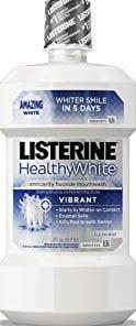 Enjuague Listerine Healthywhite Extreme 473ml