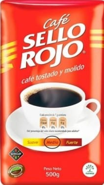 Cafe Sello Rojo 250g x3u