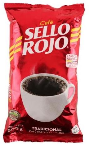 Cafe Sello Rojo 500g
