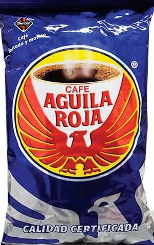Cafe Aguila Roja 250g x3
