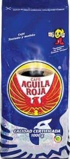 Cafe Aguila Roja 1000g