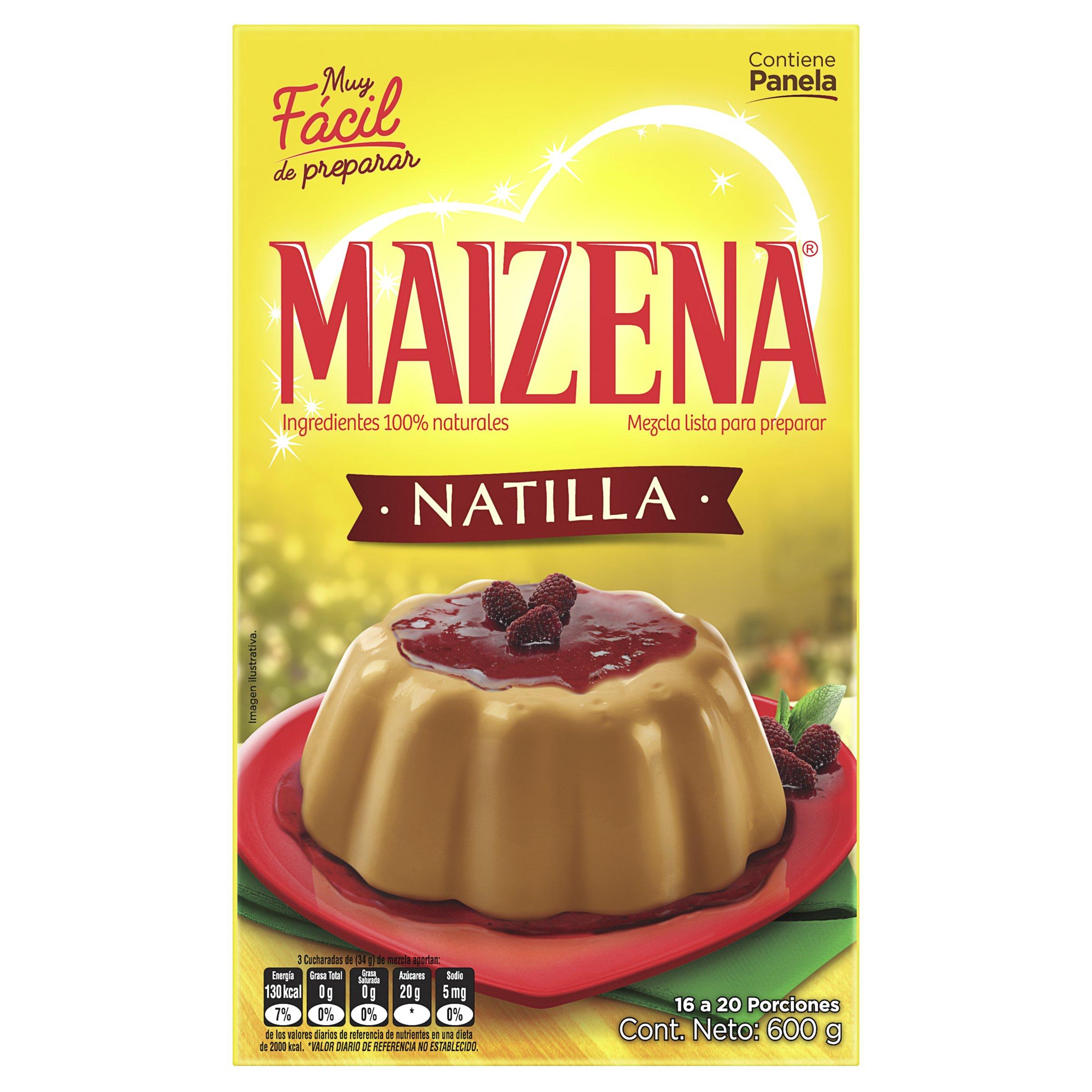 Mezcla Natilla Maizena Tradicional 600g