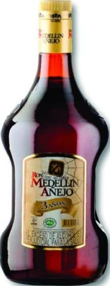 ron Medellin 3 Años X2000ml
