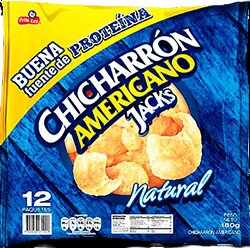 Chicharrón Americano Fritolay 15gx12