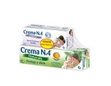 Crema no 4 Naturals 90g Trans 30g