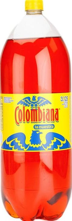 Gaseosa Colombiana 3 125l