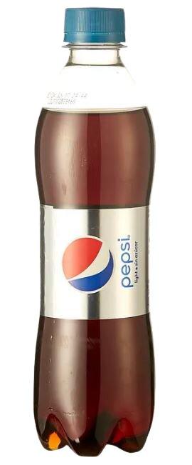 Gaseosa Pepsi Light pet 400ml