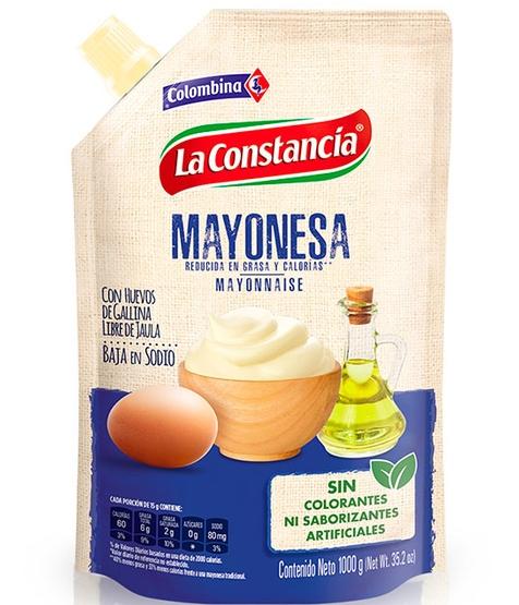 Mayonesa Constancia 1000g