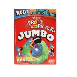 Cereal Frootloops Jumbo 340g