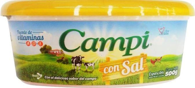 Esparcible Campi sal 500g