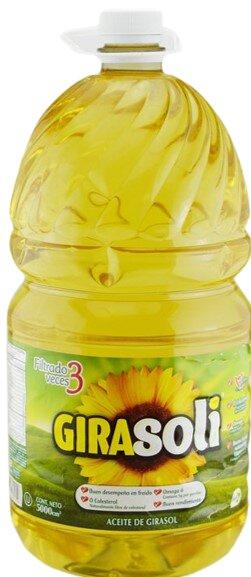 Aceite Girasoli 5l