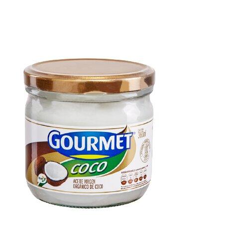 Aceite de Coco Gourmet X360ml