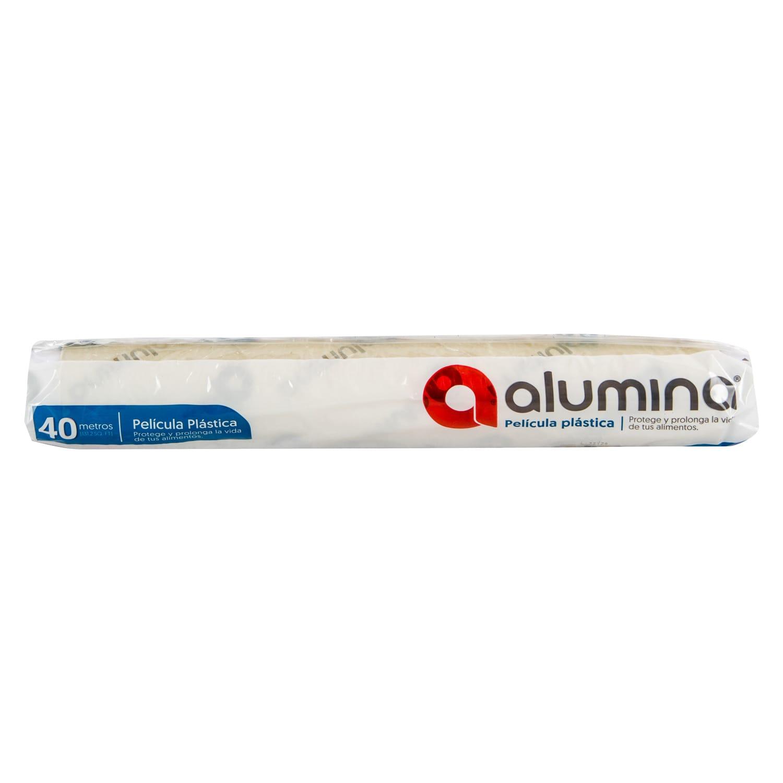 Pelicula Plastica Alumina 40m
