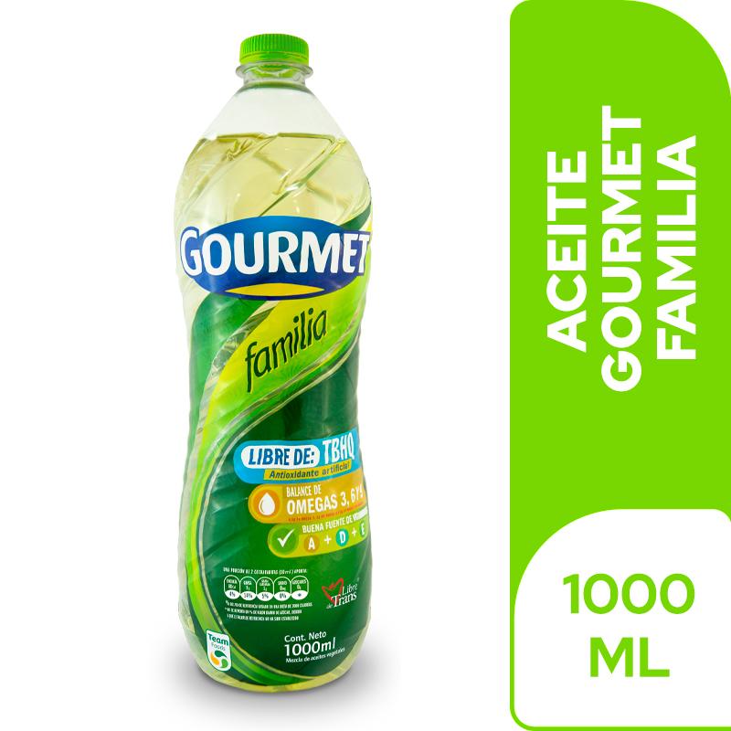 Aceite Gourmet 1l