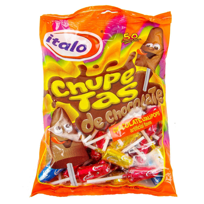 Chupetas de Chocolate Italo x50 350g