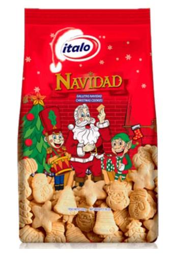 Galleta Italo Navidad Bolsa 220g