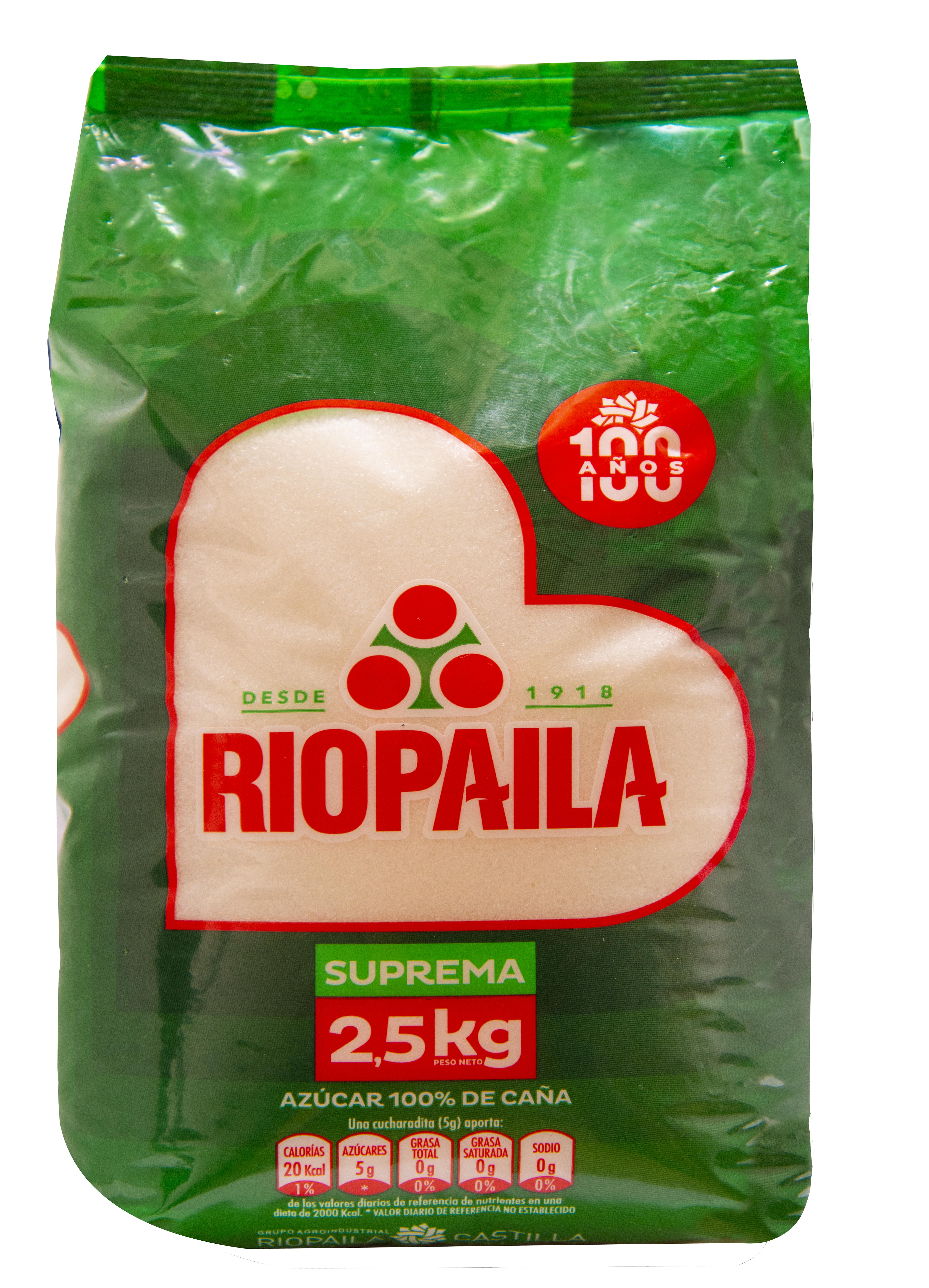 Azucar Riopaila Blanca 2 5 kg