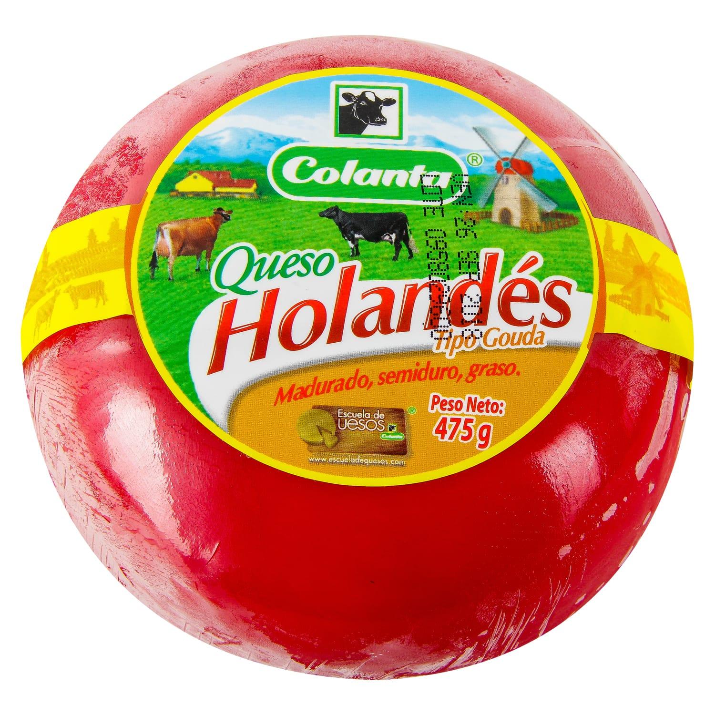 Queso Colanta Holandes 475g