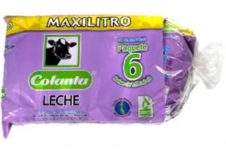 Leche Colanta Deslactosada 1100ml 5x6