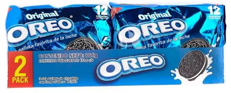 Galletas Oreo Original 36g X24u