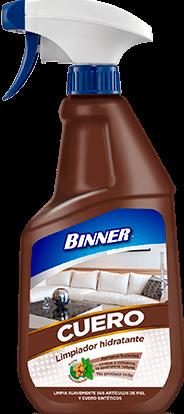 Limpiador Hidratante Cuero Binner 500ml