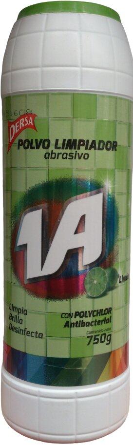 Limpiador Polvo 1a Limon 750g