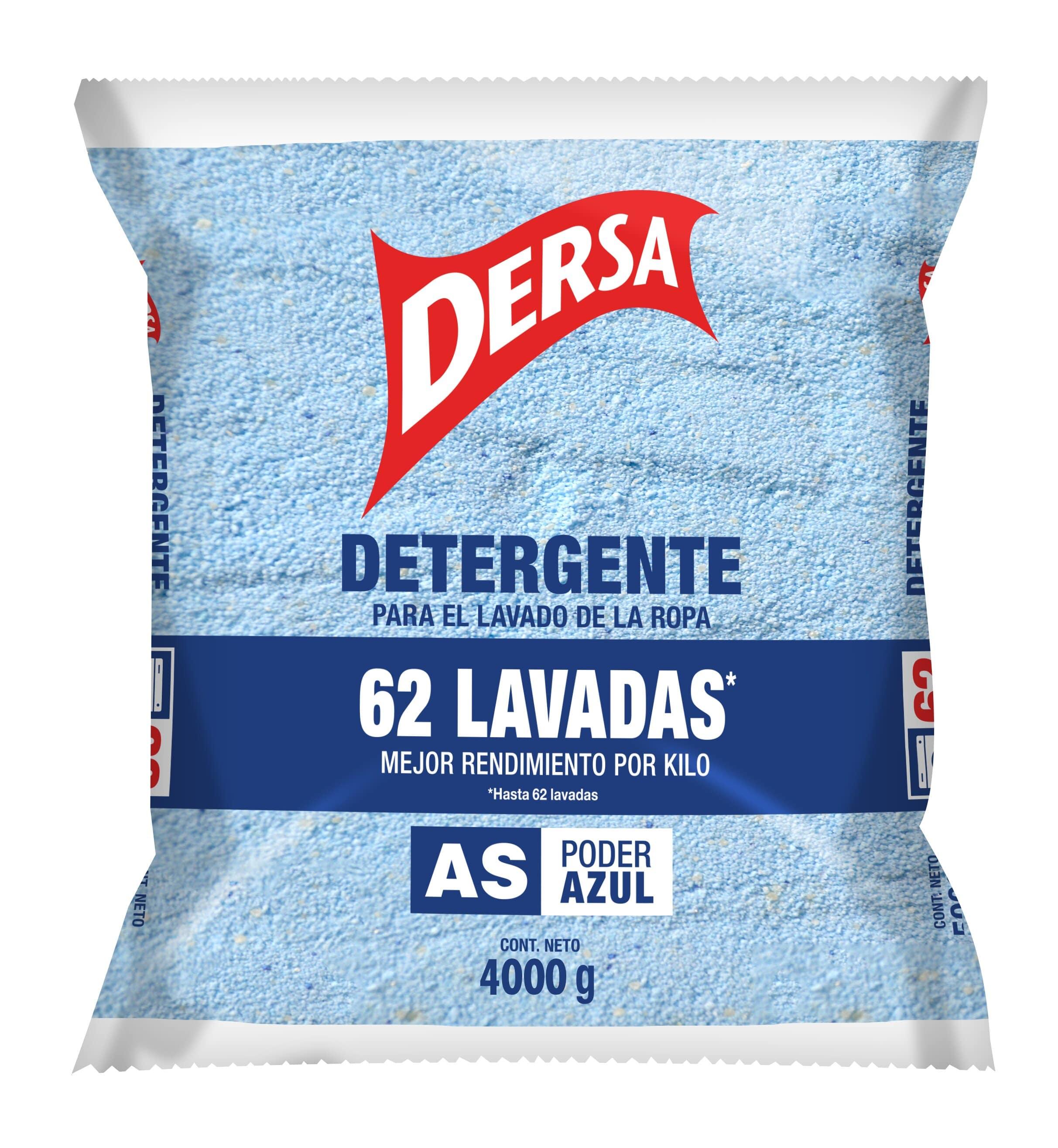 Detergente Polvo as Poder Azul 4k