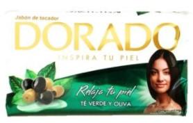 Jabon do té Verde Olivas125g cj