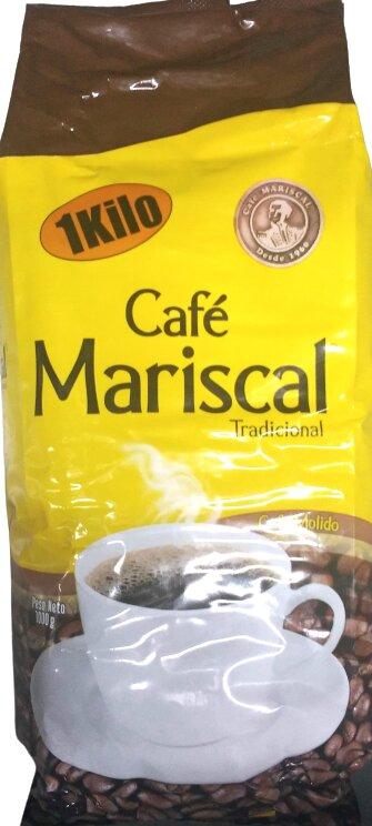 Cafe Mariscal Molido 1000g