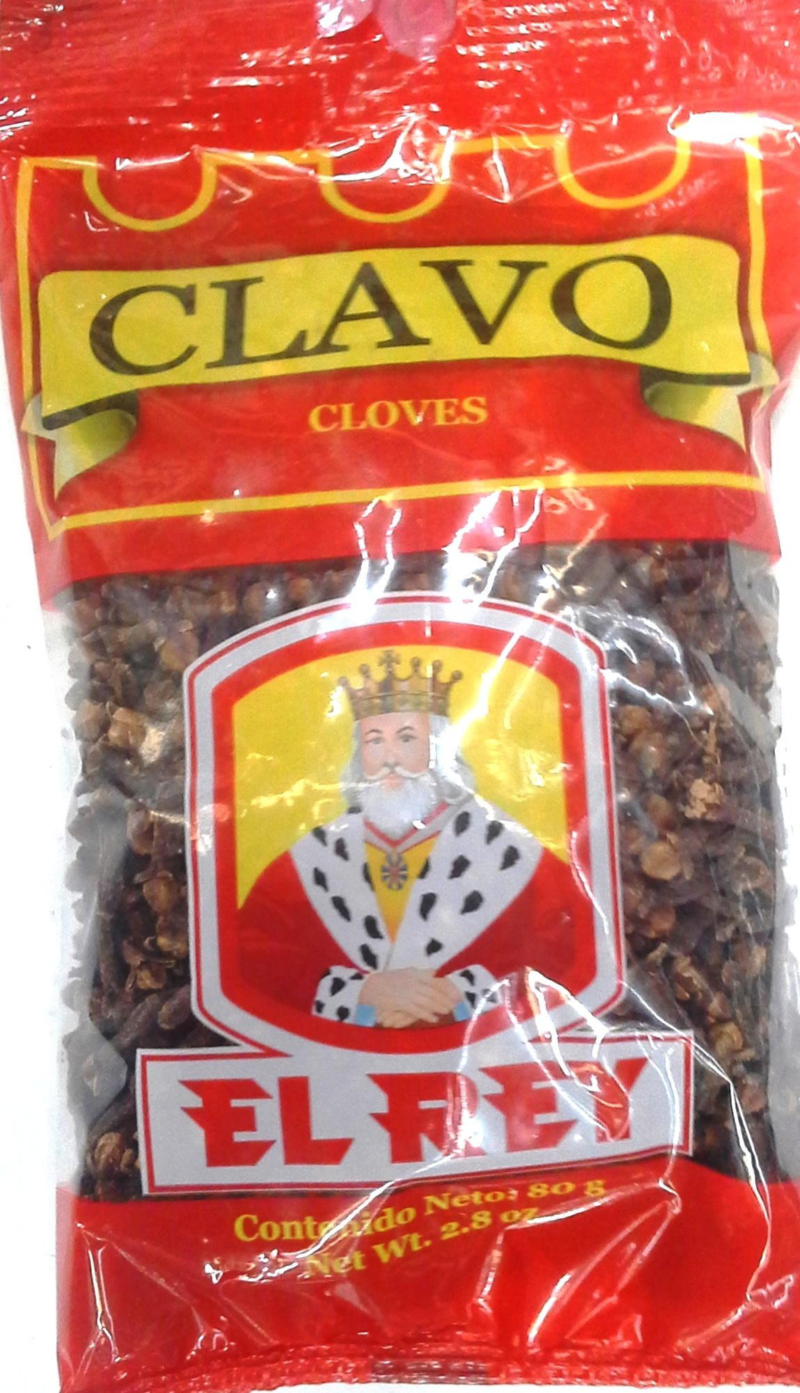 Clavo Pepa el rey 80g