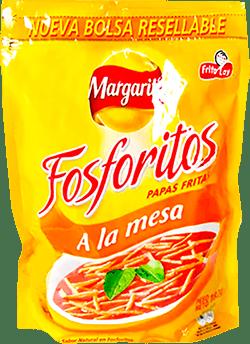 Papa Fosforitos Margarita 182g