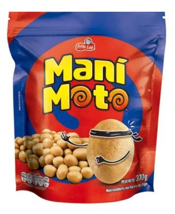 Manimoto Fritolay Natural 370g