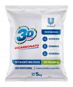 Detergente Polvo 3d Profesional Multiuso 5kg