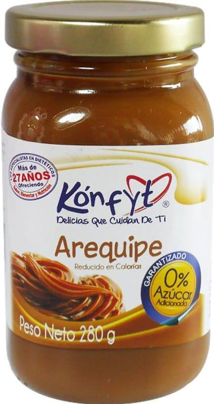 Arequipe Konfyt sin Azucar 280g