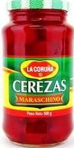 Cereza Marrasquino la Coruña 500g