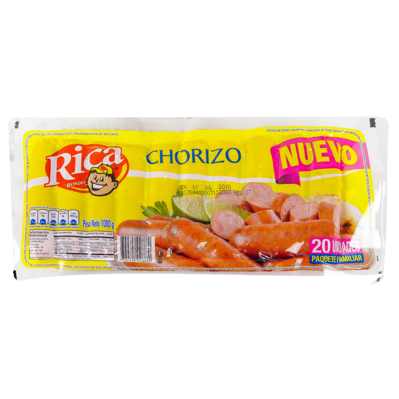 Chorizo Rica 1000g