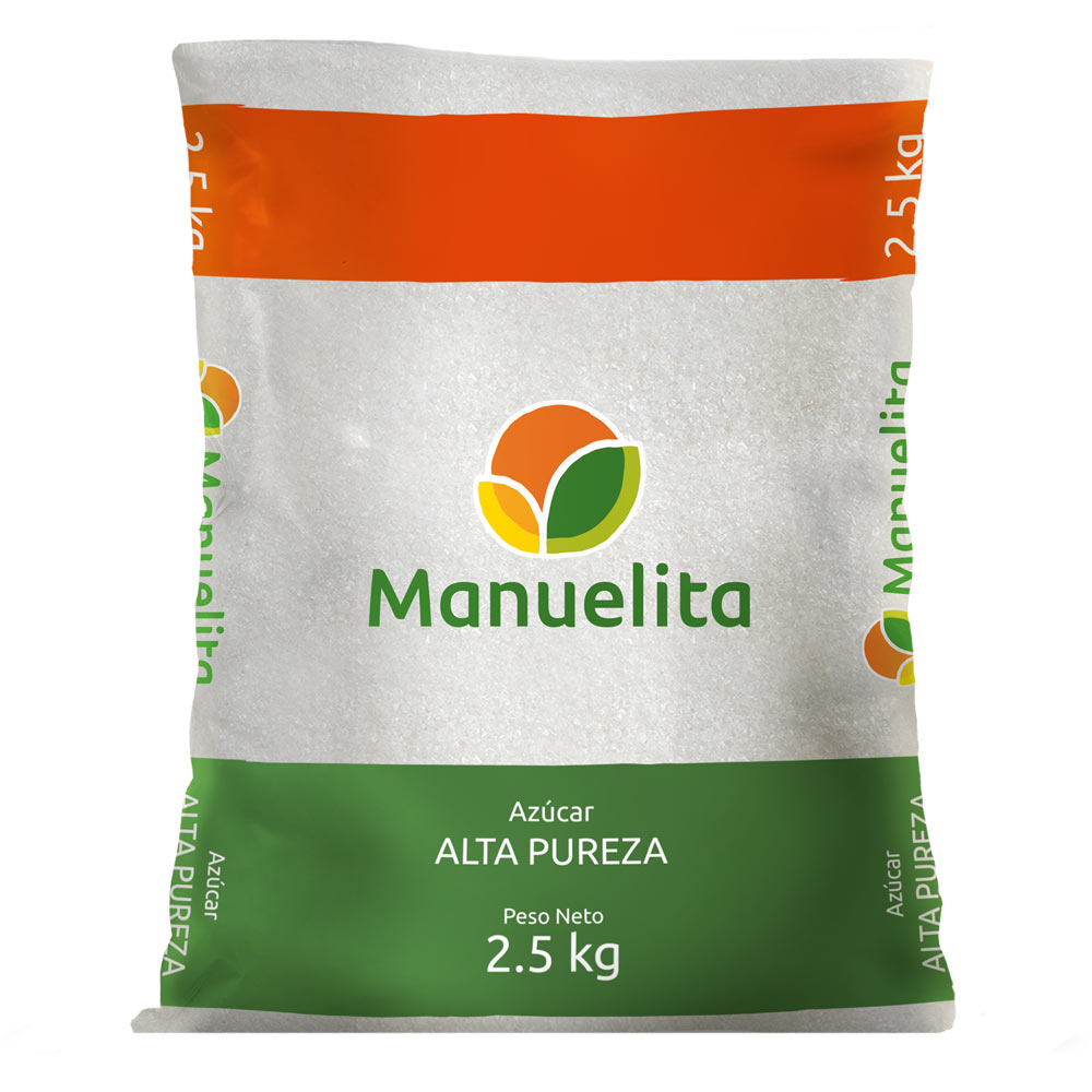 Azucar Manuelita 2 5k