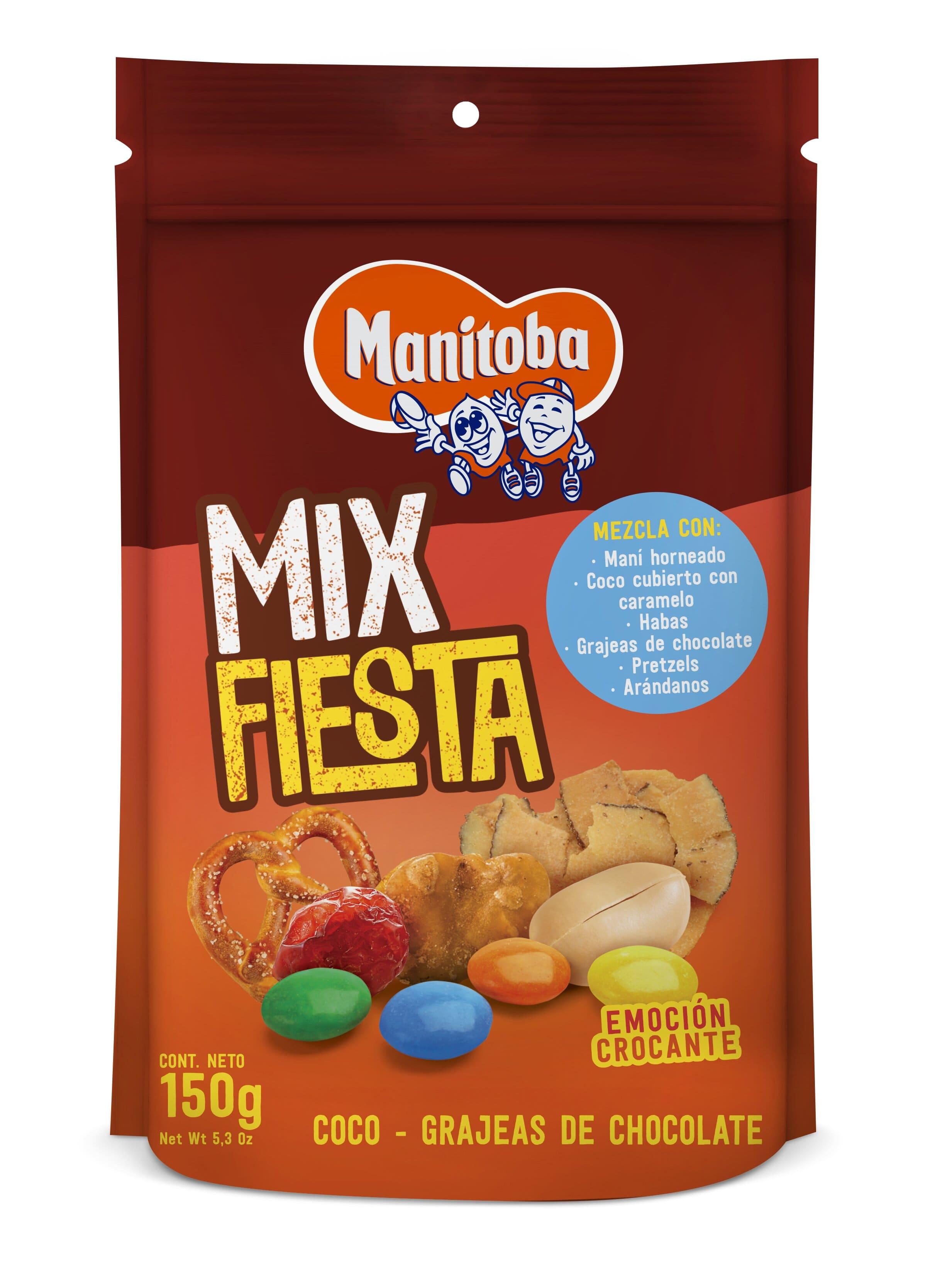 mix Fiesta Manitoba 150g