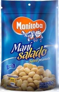 Mani con Pasas Manitoba 370g