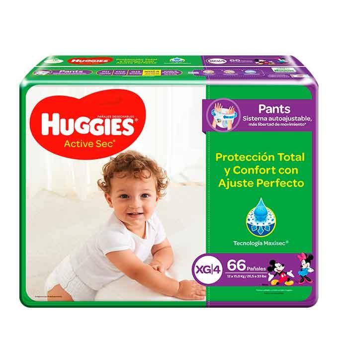 Pants Huggies Active sec xg x66