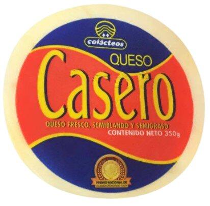 Queso Campesino Casero Colacteos 350g