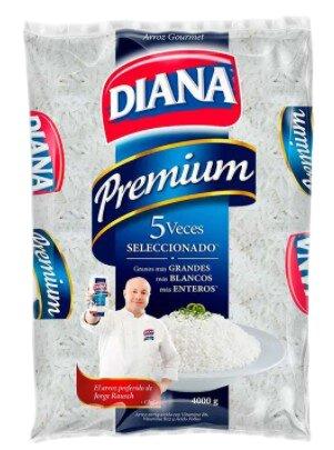 Arroz Diana Premium 4 k