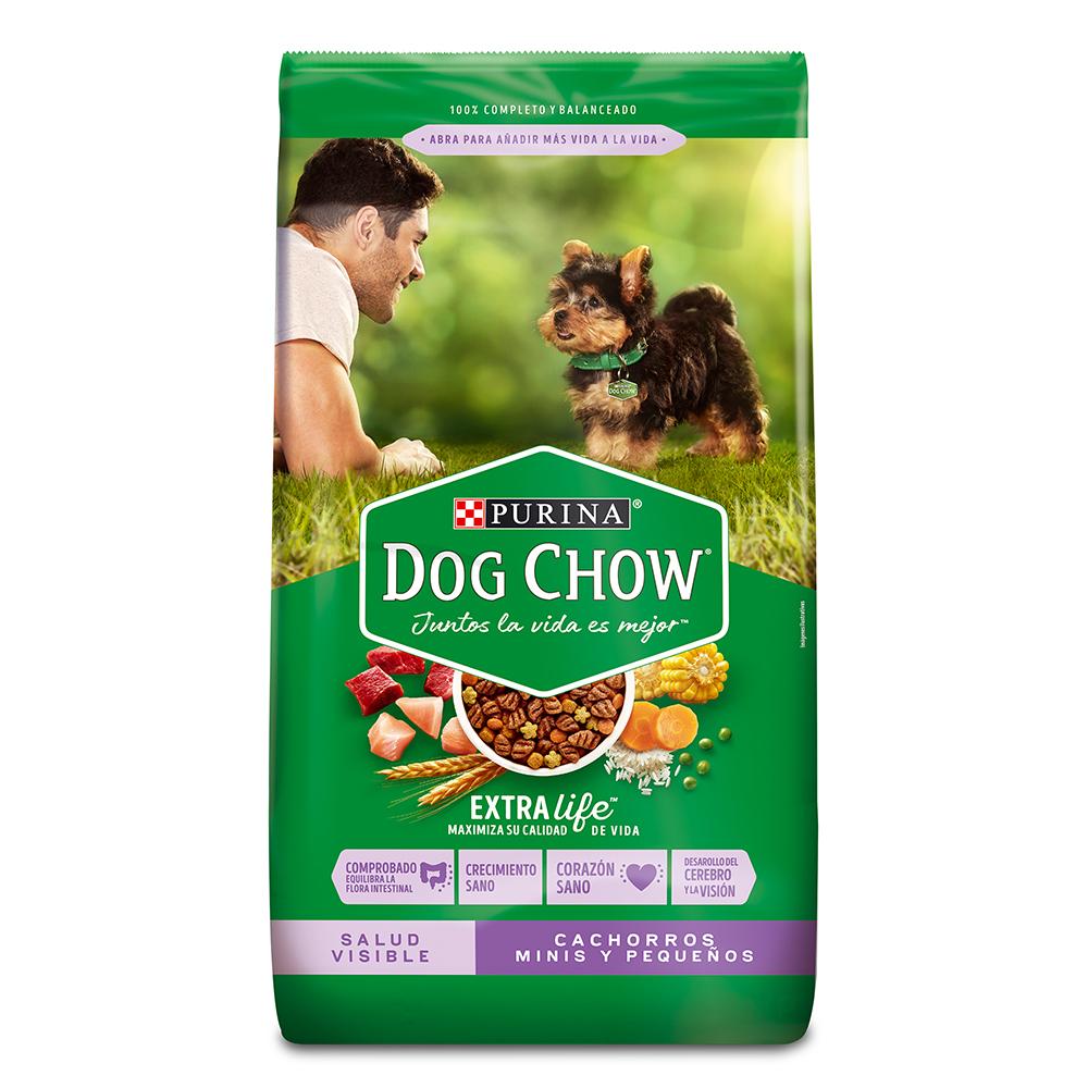 dog Chow Cachorro Razas Pequeñas 4k