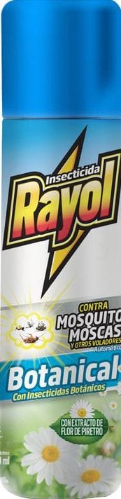 Insecticida Aerosol Rayol Botanical 300ml