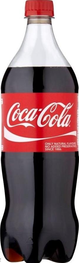 Gaseosa Coca Cola 600ml