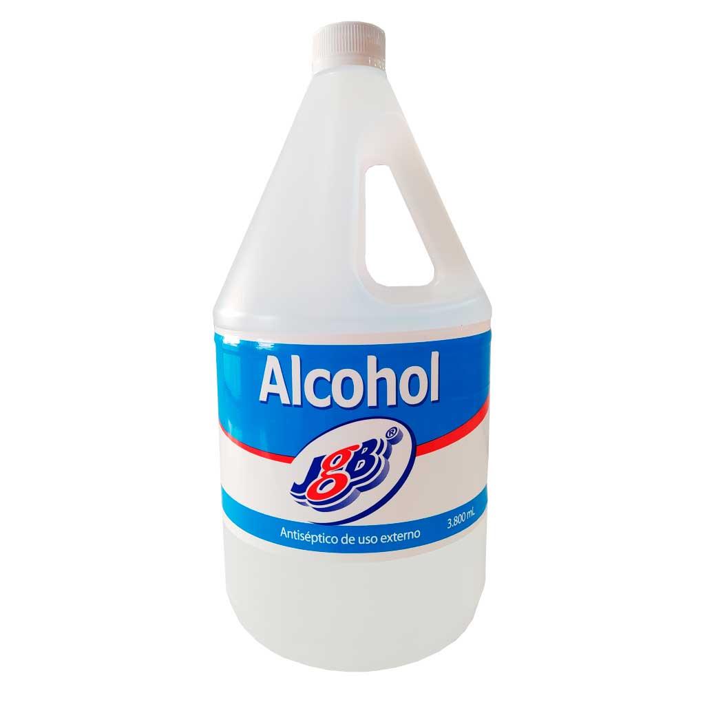 Alcohol jgb Galon x 3800ml