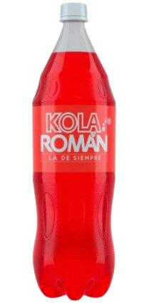 Gaseosa Kola Roman 1 75l